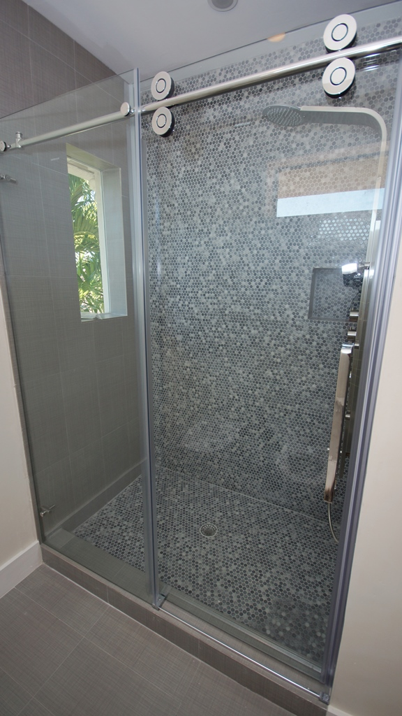SHOWER IN MASTER BATH FOR LISTING