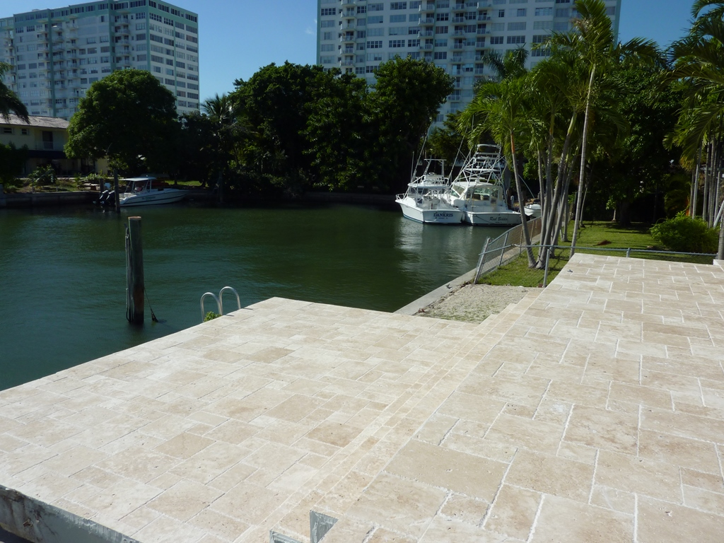 NATURAL STONE AT BACK YARD+WATER VIEWS